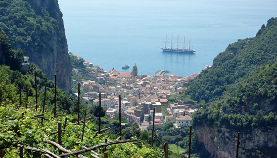 Amalfi Coast Walking & Hiking Tour